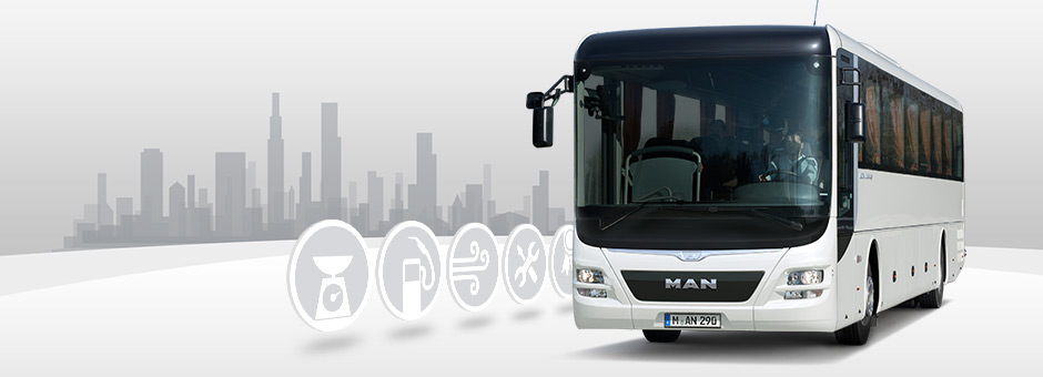 MAN Lion´s Intercity